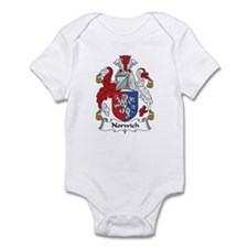 Norwich Infant Bodysuit