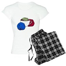 Cup and Yarn Pajamas