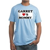 Garret loves mommy Shirt