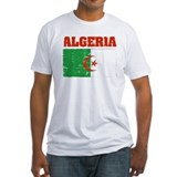 Algerian distressed flag Shirt