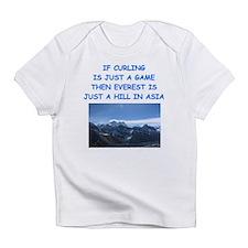 CURLING4 Infant T-Shirt