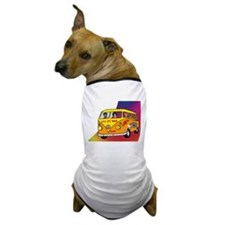 Hippies on the Road Dog T-Shirt