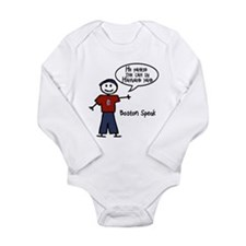 Boston Speak Body Suit