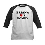 Briana loves mommy Tee