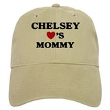 Chelsey loves mommy Hat