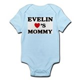 Evelin loves mommy Onesie