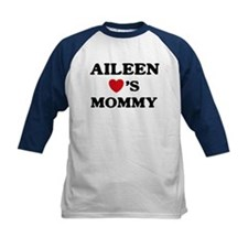 Aileen loves mommy Tee