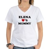 Elena loves mommy Shirt