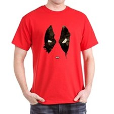 Deadpool Grunge Mask T-Shirt