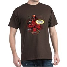Deadpool My Common Sense T-Shirt