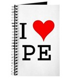 I Love PE Journal