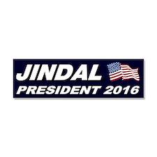 Bobby Jindal President 2016 Car Magnet 10 x 3