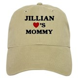 Jillian loves mommy Cap