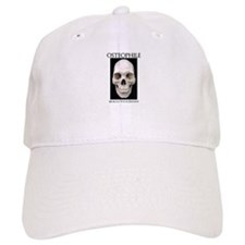 OSTEOPHILE: for bone lovers Baseball Baseball Cap
