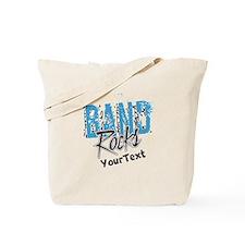 BAND Optional Text Tote Bag