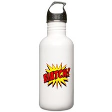 Biatch! Water Bottle