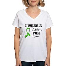 Custom Ribbon Lymphoma T-Shirt