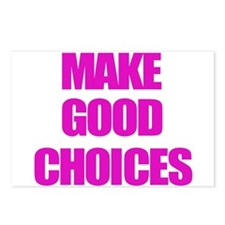 Make Good Choices Pitch Perfect Postcards (Package