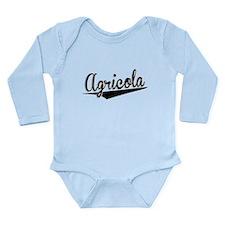 Agricola, Retro, Body Suit