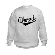 Ahmed, Retro, Sweatshirt