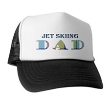 jet skiing Trucker Hat