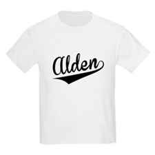 Alden, Retro, T-Shirt
