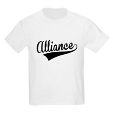 Alliance, Retro, T-Shirt