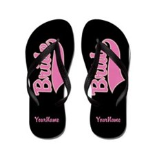 Personalized Bride Sandals Flip Flops