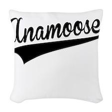 Anamoose, Retro, Woven Throw Pillow