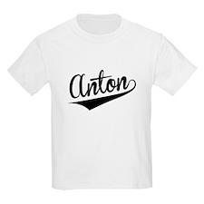 Anton, Retro, T-Shirt