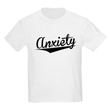 Anxiety, Retro, T-Shirt