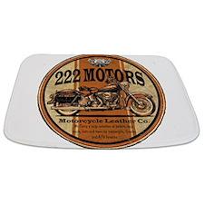 222 Motors Leather Store Bathmat