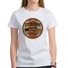222 Motors Leather Store T-Shirt