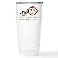 Father's and Son's Travel Mug