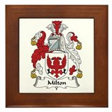 Milton Framed Tile