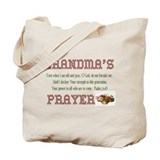 Grandma's Prayer Tote Bag