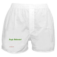 'Argh Bollocks' Boxer Shorts