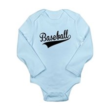 Baseball, Retro, Body Suit