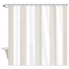 Beige And White Horizontal Striped Curtains White and Red Striped Curtains