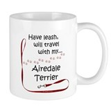 Airedale Travel Mug