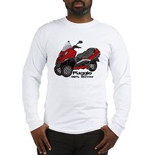 Cool Font Long Sleeve T-Shirt