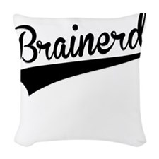 Brainerd, Retro, Woven Throw Pillow