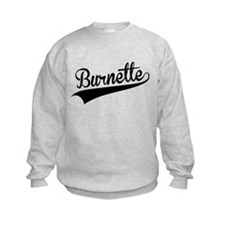 Burnette, Retro, Sweatshirt