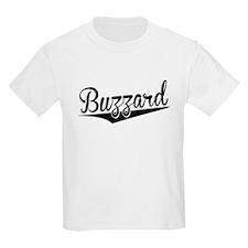 Buzzard, Retro, T-Shirt