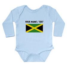 Custom Jamaica Flag Body Suit