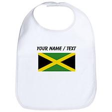 Custom Jamaica Flag Bib