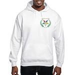 OES Worthy Matron Hooded Sweatshirt