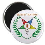 OES Worthy Matron Magnet