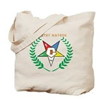OES Worthy Matron Tote Bag