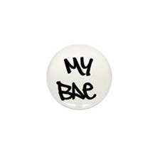 My Bae Mini Button (10 Pack)